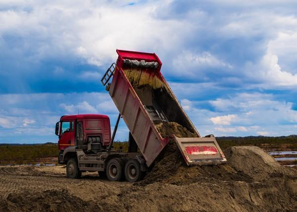 transport materiałów budowlanych 5